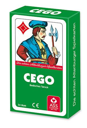 Cego (Badisches Tarock)