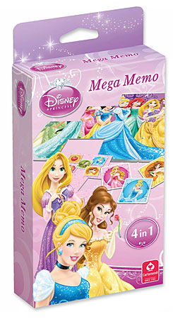 Disney Princess Mega Memo