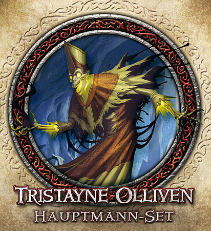 Descent 2. Edition - Tristayne Olliven Hauptmann-Set (dt.)