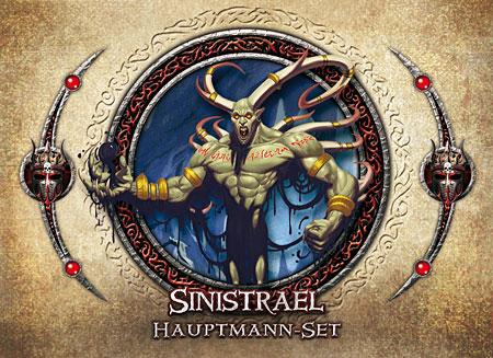 Descent 2. Edition - Sinistrael Olliven Hauptmann-Set (dt.)
