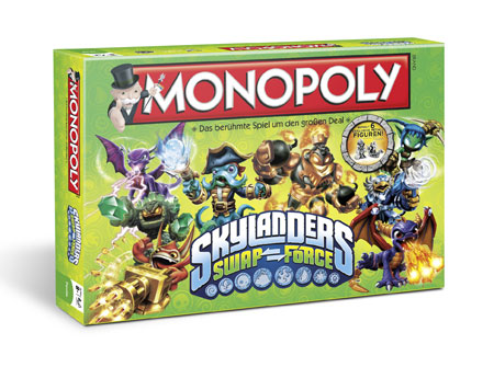 Monopoly - Skylanders Swap Force
