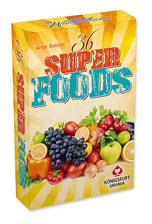 36 Superfoods – Wohlfühlkarten