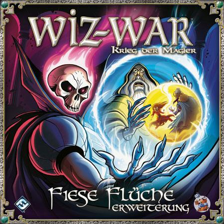 Wiz-War - Fiese Flüche Erweiterung