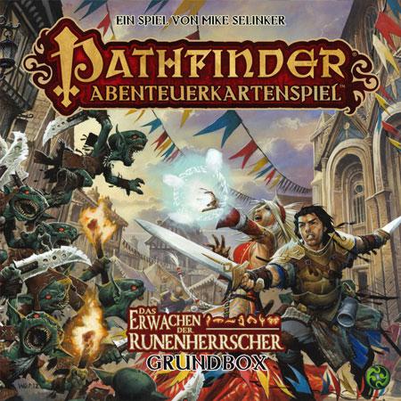 Pathfinder Abenteuerkartenspiel: Das Erwachen der Runenherrscher Grundbox