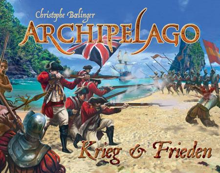 Archipelago Krieg und Frieden Erweiterung