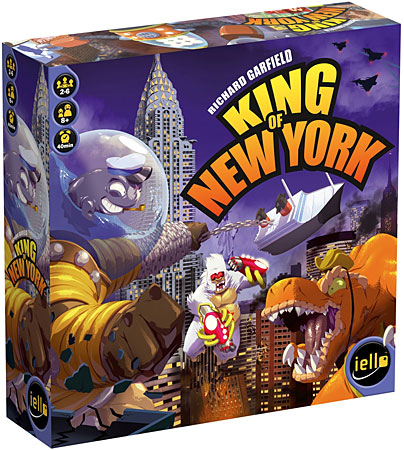 King of New York (dt.)