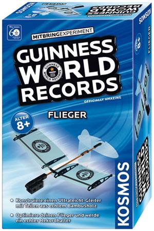 Guinness World Records - Flieger