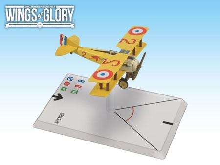 Wings of Glory WW1: Spad S.VII (Guynemer) WGF113A