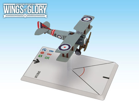 Wings of Glory WW1: Spad S.VII (23 Squadron) WGF113C