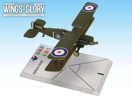 Wings of Glory WW1: Bristol F.2B Fighter (Harvey/Waight) WGF201A
