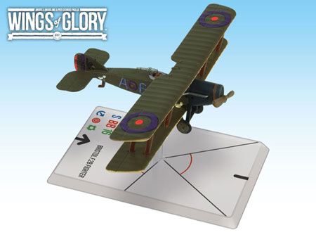 Wings of Glory WW1: Bristol F.2B Fighter (Arkell/Stagg) WGF201B