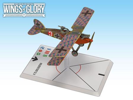 Wings of Glory WW1: Halberstadt CL.II (Schwarze/Schumm) WGF202A
