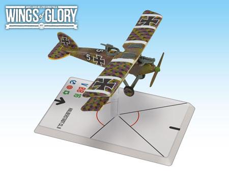 Wings of Glory WW1: Halberstadt CL.II (Schlachtstaffel 23b) WGF202B
