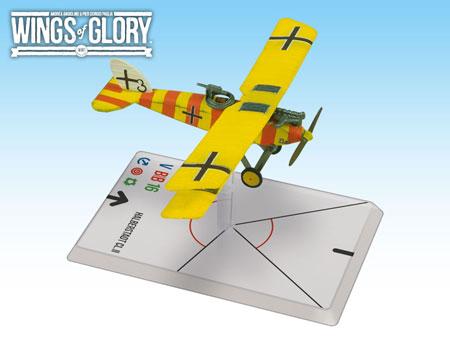 Wings of Glory WW1: Halberstadt CL.II (Niemann/Kolodzicj) WGF202C