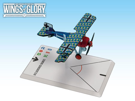 Wings of Glory WW1: Siemens-Schuckert D.III (Veltjens) WGF112B