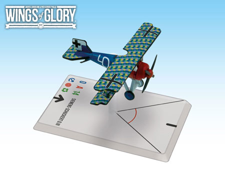Wings of Glory WW1: Siemens-Schuckert D.III (v.Beaulieu-Marconnay) WGF112C