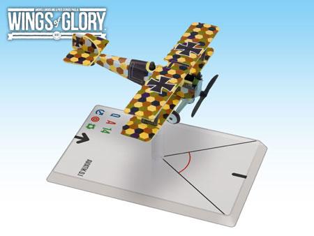 Wings of Glory WW1: Aviatik D.I (Linke-Crawford) WGF110A