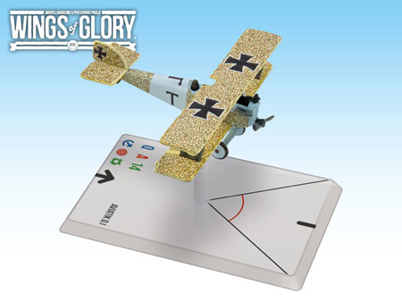 Wings of Glory WW1: Aviatik (Turek) WGF110C