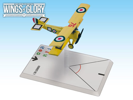 Wings of Glory WW1: Hanriot HD.1 (Scaroni) WGF109C