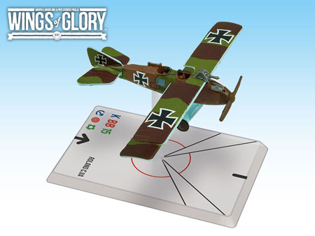 Wings of Glory WW1:ROLAND C.ll (FFA 292B) WGF203C