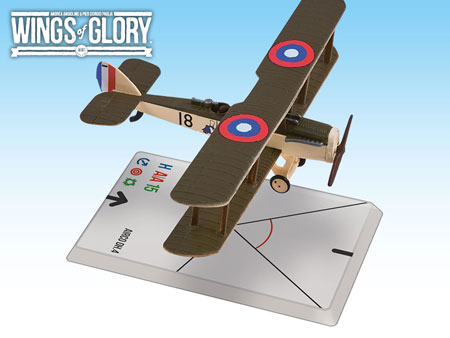 Wings of Glory WW1:AIRCO DH.4 (50TH SQUADRON AEF) WGF204A