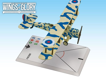 Wings of Glory WW1:AIRCO DH.4 (COTTON/BETTS) WGF204B