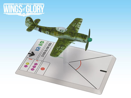 Wings of Glory WW2: Focke-Wulf-FW190 D13 (Götz) WGS105A