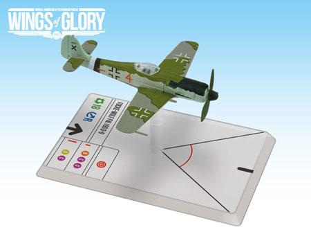 Wings of Glory WW2: Focke-Wulf-FW190 D-9 (7./JG26) WGS105C