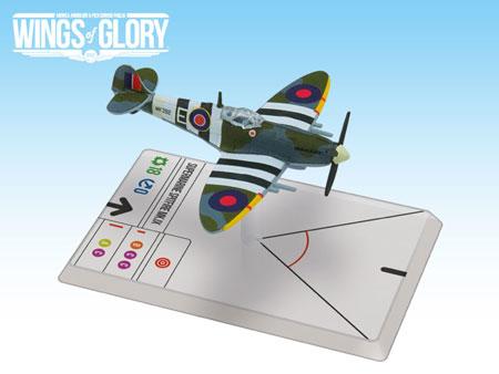 Wings of Glory WW2: Spitfire Mk.IX (Johnson) WGS106B