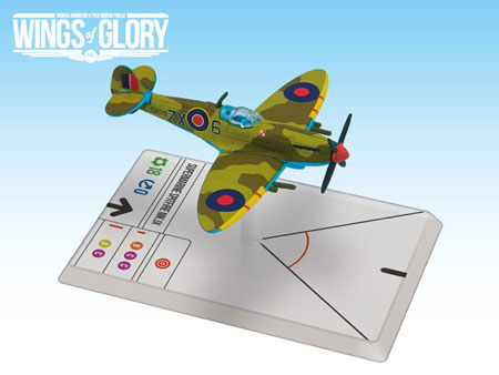 Wings of Glory WW2: Spitfire Mk.IX (Skalski) WGS106C