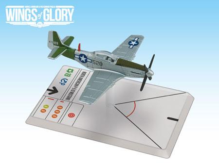 Wings of Glory WW2: P-51D Mustang (Saks) WGS107B