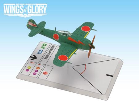 Wings of Glory WW2: Nakajima Ki-84 Hayate (Imoto) WGS108B