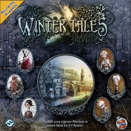 Winter Tales Brettspiel