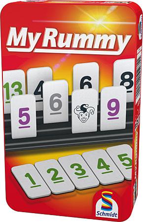 MyRummy Reisespiel