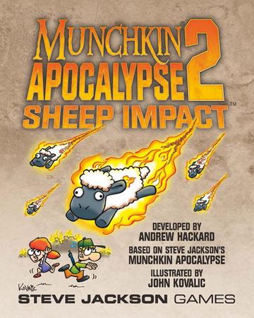 Munchkin Apocalypse 2 - Sheep Impact (engl.)