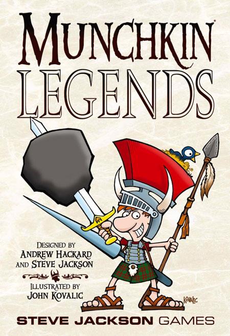 Munchkin Legends (engl.)