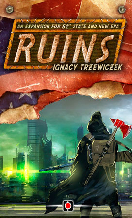 51st State: Ruins Expansion (engl.)