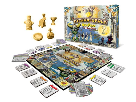Monty Python-opoly Board Game Refresh (engl.)