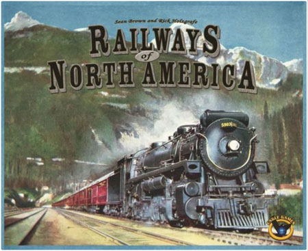 Railways of North America (engl.)