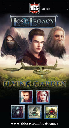 Lost Legacy 2: Flying Garden (engl.)