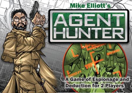 Agent Hunter (engl.)
