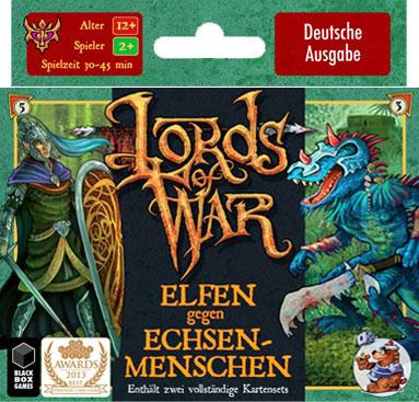 Lords of War: Elfen gegen Echsenmenschen