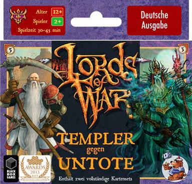 Lords of War: Templer gegen Untote