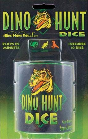 Dino Hunt Dice Game