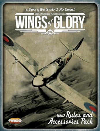 Wings of Glory -WW2- Rules and Accessories Pack (engl.)
