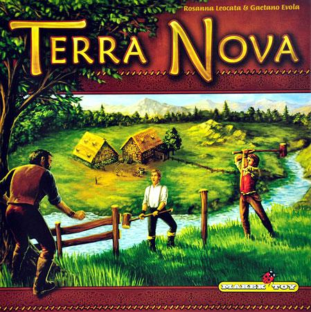 Terra Nova (multilingual)