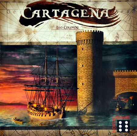 Cartagena - Die Flucht (multilingual)