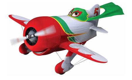 Planes El Chupacabra Miniatur