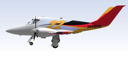 Planes Heidi Miniatur