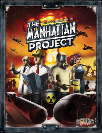 The Manhattan Project (dt.)